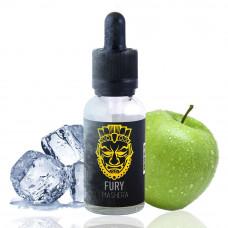 Fury – Освежающее яблоко с холодком, лучший вкус для летнего дня.