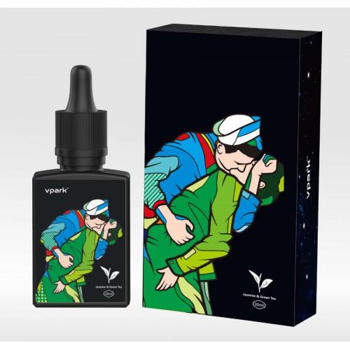 """Премиум жидкости  VPARK """"Fresh passion"""". 30 мл.  Эксклюзивная подарочная коллекция. Производство США. (эксклюзив)"""
